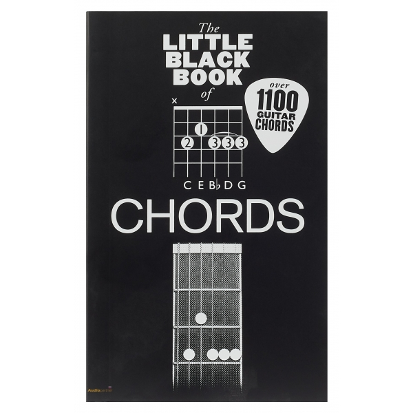MS The Little Black Book Of Chords
