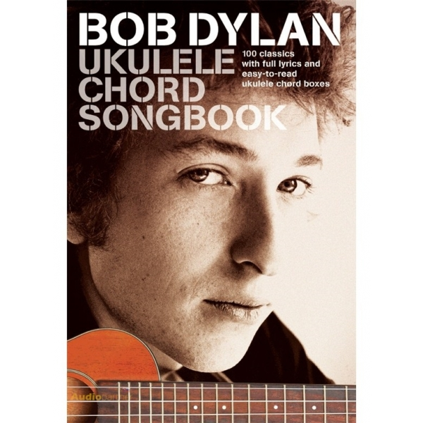MS Bob Dylan Ukulele Chord Songbook