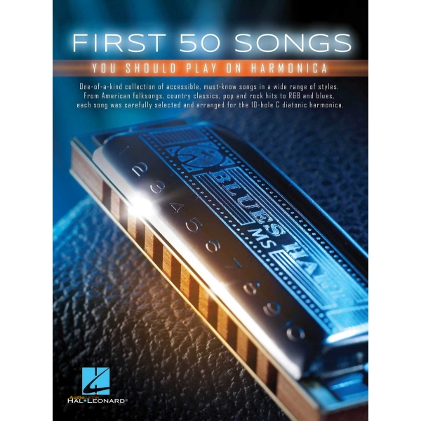 MS First 50 Songs You Should Play On Harmonica