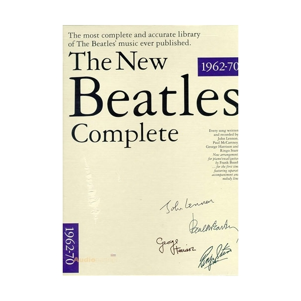 MS The New Beatles Complete Volumes 1 And 2