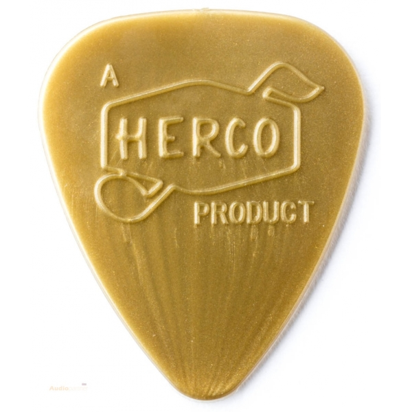 DUNLOP Herco Vintage '66 Gold Light