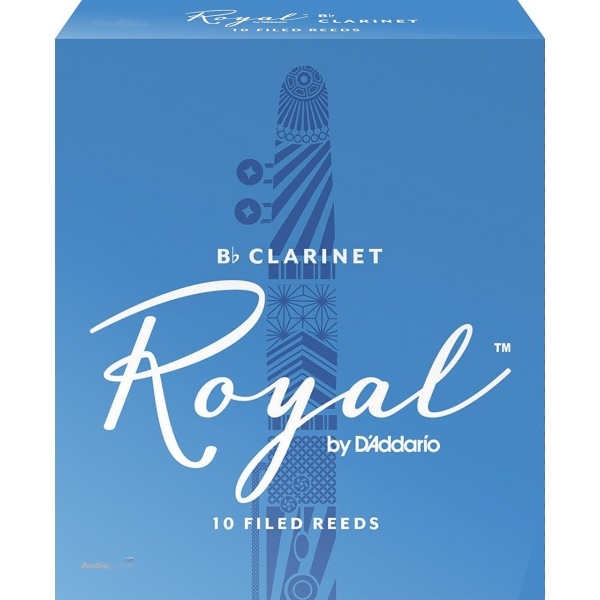 D'ADDARIO Rico Royal Bb Clarinet 3, 10
