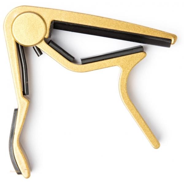DUNLOP Trigger Capo Flat Gold