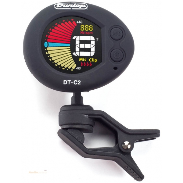 DUNLOP DT-C2 Deluxe Chromatic Tuner