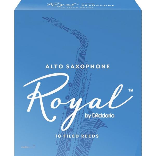 D'ADDARIO Rico Royal Alto Sax 2, 10
