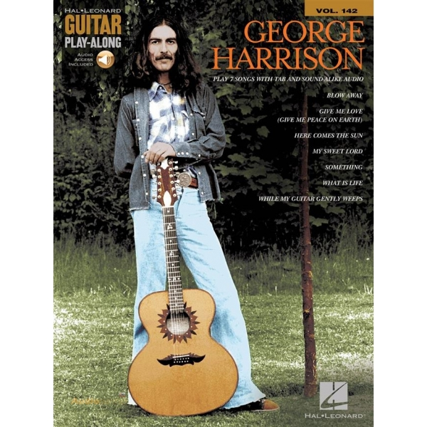 MS Guitar Play-Along: George Harrison