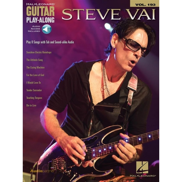 MS Guitar Play-Along: Steve Vai