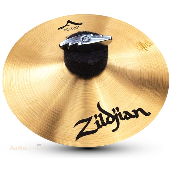 "ZILDJIAN 6"" A splash"