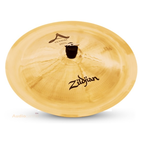 "ZILDJIAN 18"" A Custom china"