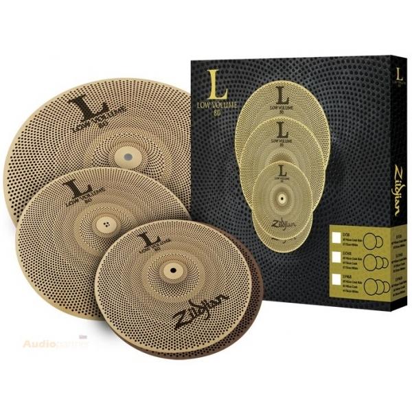 ZILDJIAN L80 348 Low Volume Box Set 2
