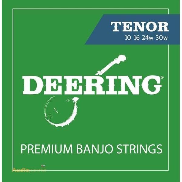 DEERING Banjo Strings Tenor