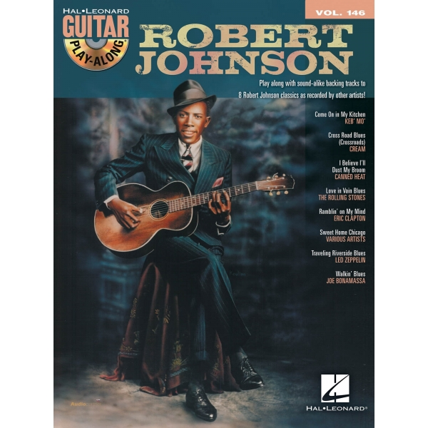 MS Guitar Play-Along: Robert Johnson