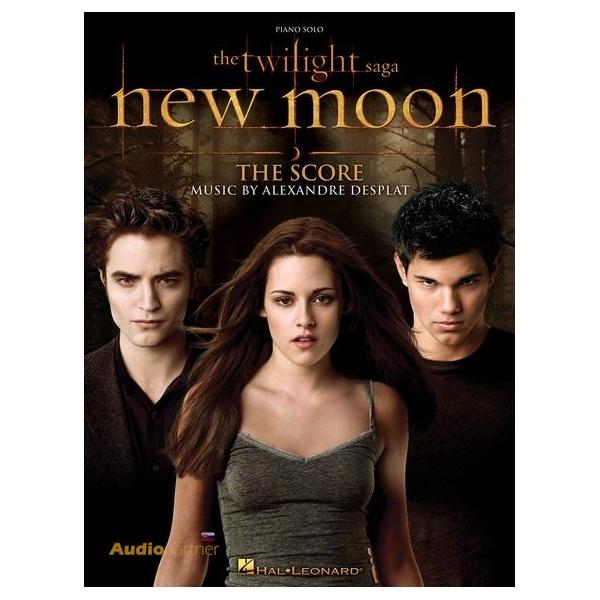 MS The Twilight Saga - New Moon Film Score (Piano Solo)