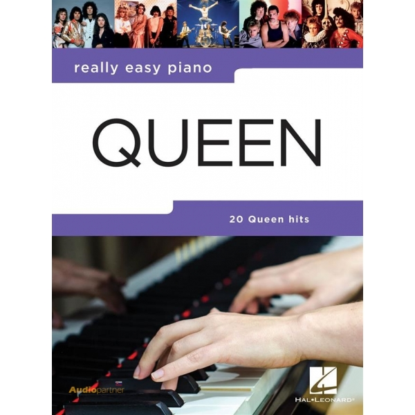 MS Really Easy Piano: Queen