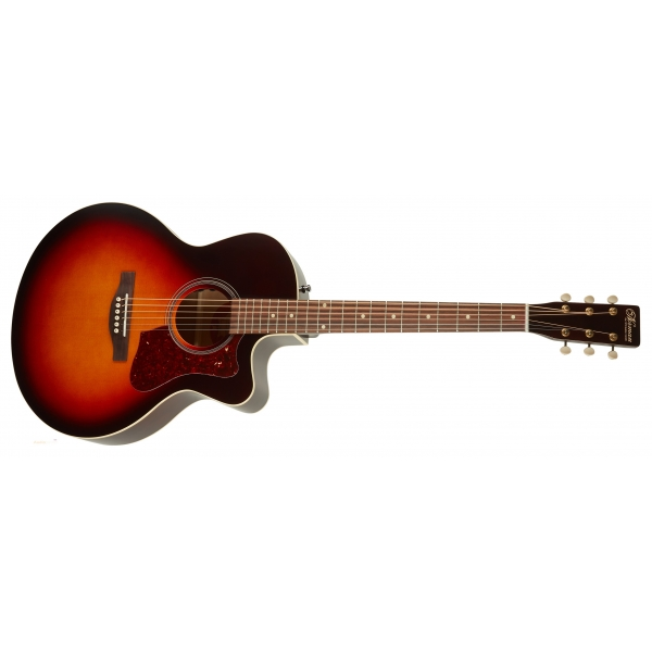 NORMAN B18 CW MJ Cherry Burst A/E