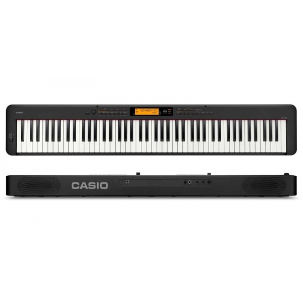 Casio CDP 230R Silver prenosné dig.piano