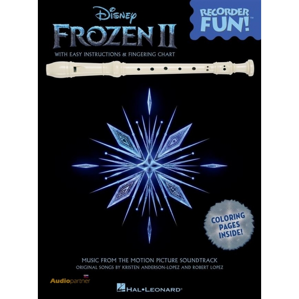 MS Frozen 2 - Recorder Fun!