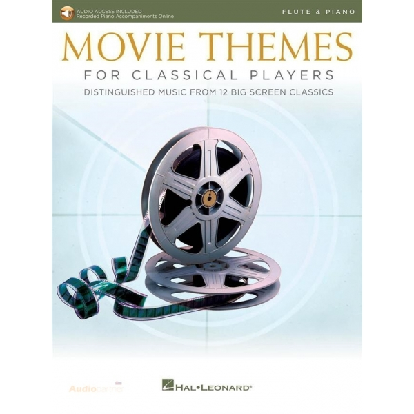 MS Movie Themes for Classical Players - Flute