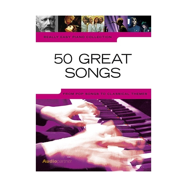 MS Really Easy Piano Collection: 50 Great Songs