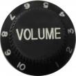 Sungil KPV13 gombík Volume BK