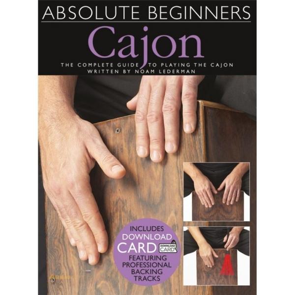 MS Absolute Beginners: Cajon