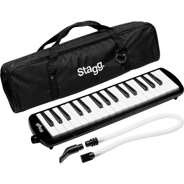 Stagg MELOSTA32 BK, klávesová harmonika