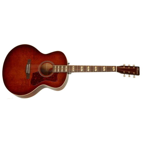 NORMAN ST30 MJ Havana Burst Element