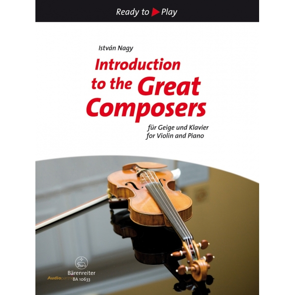 MS Introduction to the Great Composers for Violin and Piano