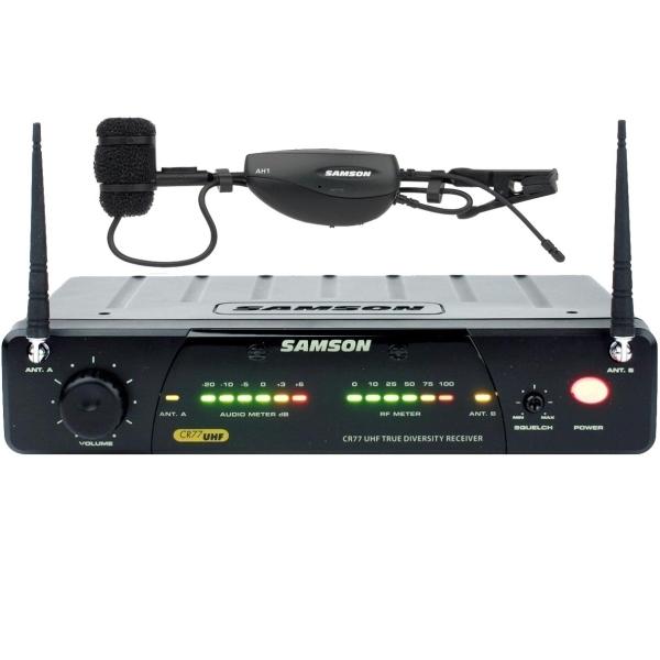 Samson Airline 77 bezdrôtový mikrofón na dychy