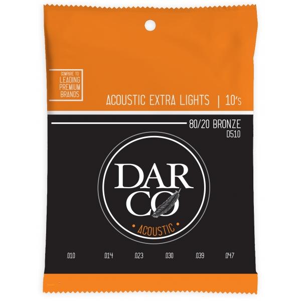 DARCO 80/20 Bronze Extra Light Promo Pack