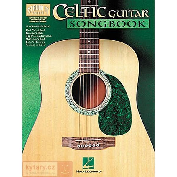 MS Celtic Guitar Songbook (Strum-It Guitar)