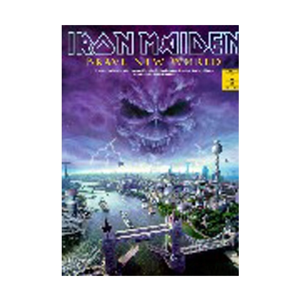 MS Iron Maiden: Brave New World Guitar Tab Edition