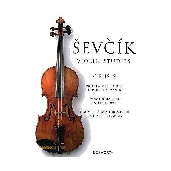 MS Otakar Sevcik: Violin Studies Op.9 (2005 Edition)