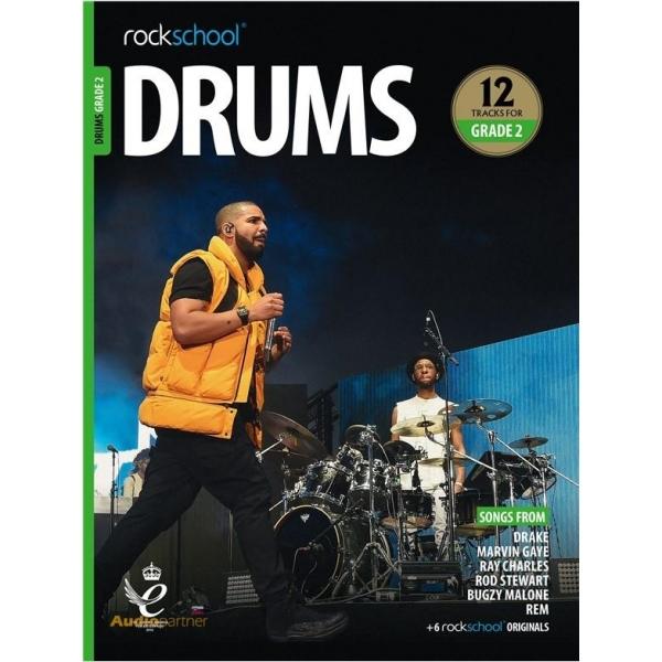 MS Rockschool Drums Grade 2 (2018)