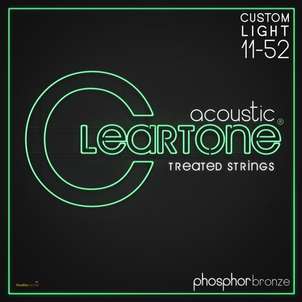 CLEARTONE Phosphor Bronze 11-52 Custom Light