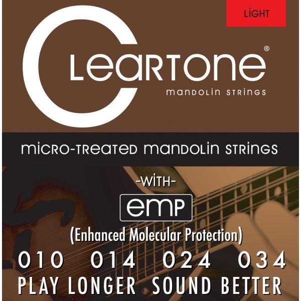 CLEARTONE Mandolin Phosphor Bronze 10-34 Light