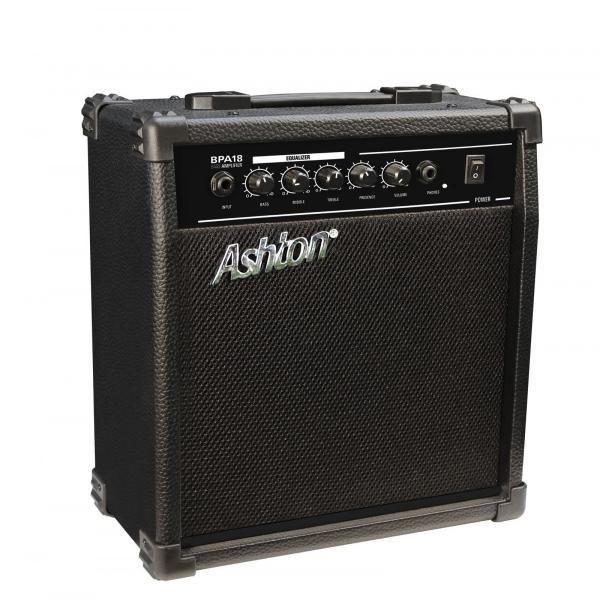 Ashton BPA 18 kombo baskytarové