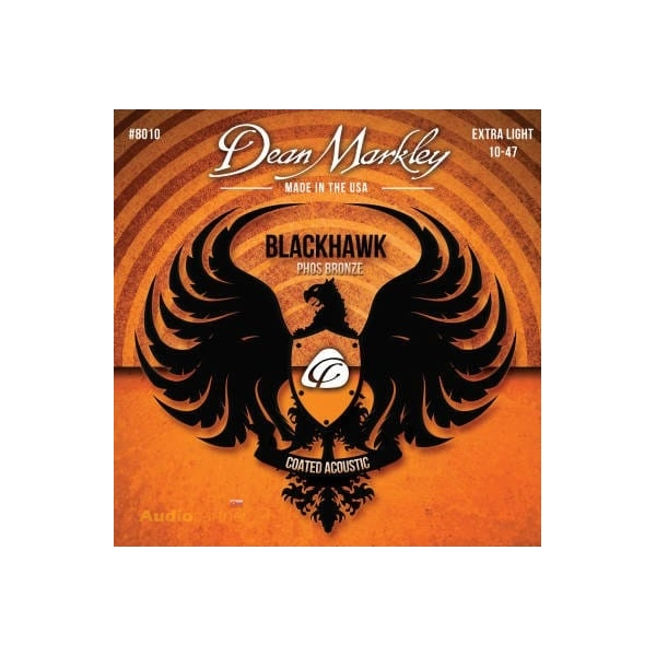 DEAN MARKLEY 8010 XL 10-47 Blackhawk Pure Bronze