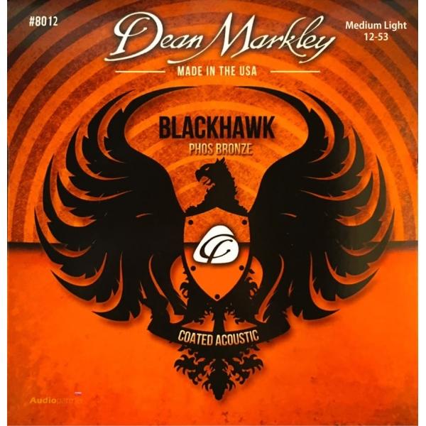 DEAN MARKLEY 8012 ML 12-54 Blackhawk Pure Bronze