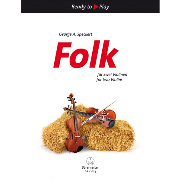 MS Folk for two Violins