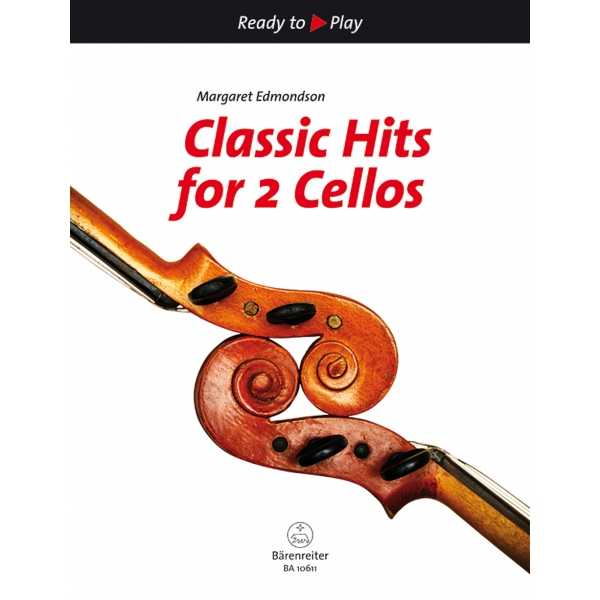MS Classic Hits for 2 Cellos