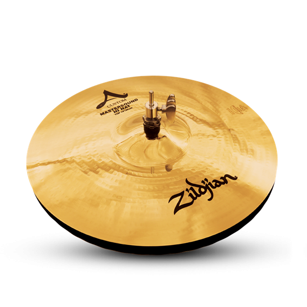 "ZILDJIAN 14"" A Custom mastersound hi hat"