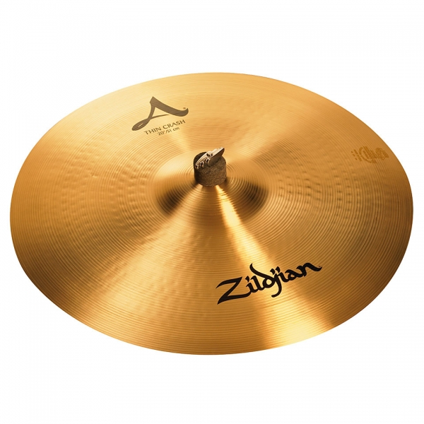 "ZILDJIAN 20"" A thin crash"