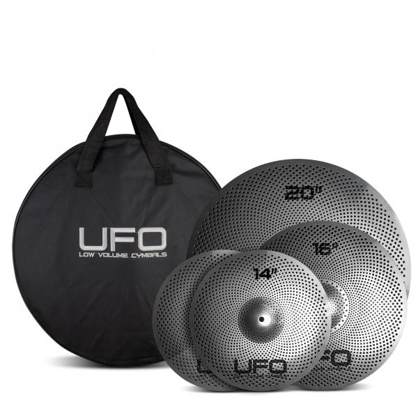 UFO Cymbal Set