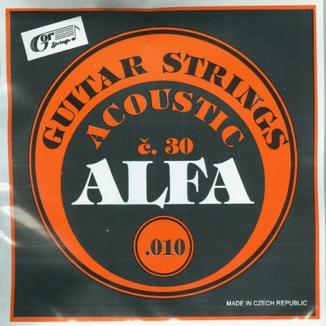 GOR Strings 30 Alfa-Light Extra