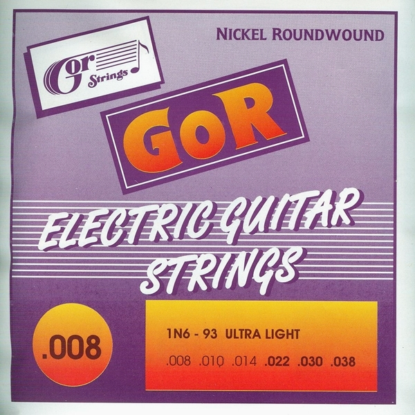 GOR Strings 1N6-93 Ultra Light