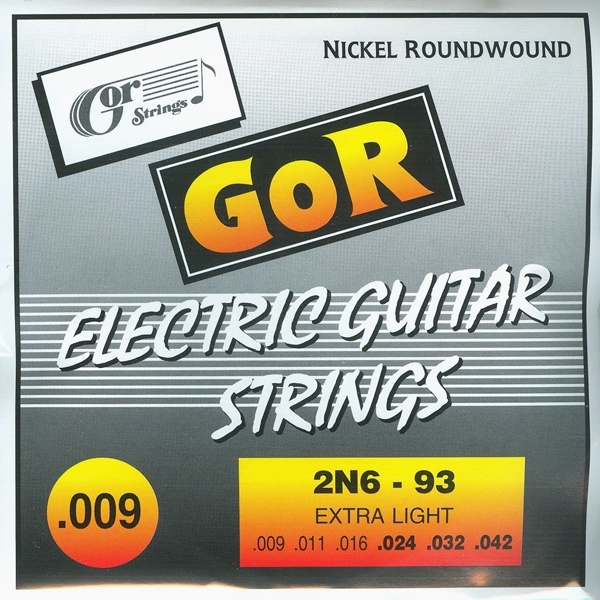 GOR Strings 2N6-93 Extra Light
