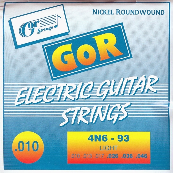 GOR Strings 4N6-93 Light
