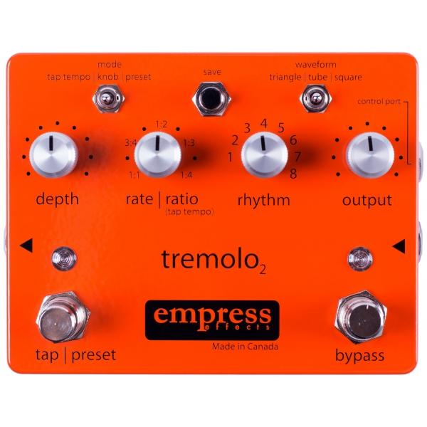 EMPRESS EFFECTS Tremolo2