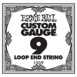 Ernie Ball 1309 .009 Loop End Banjo